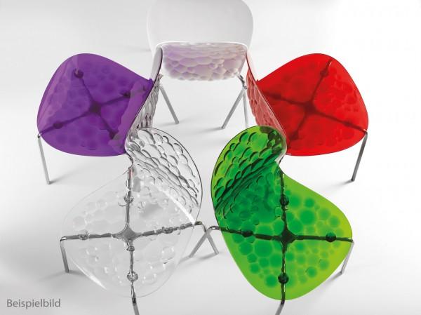 Bubbels Stuhl 1 grün ve
