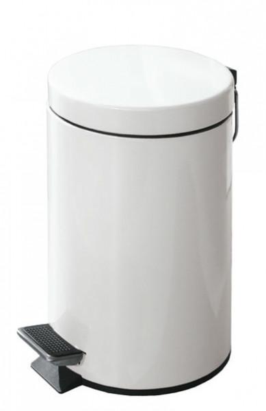 Jump Kosmetikeimer 3 L mit Antirutschring Weiß