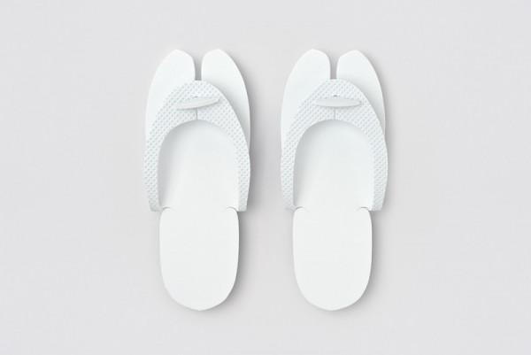 Hammam Flip-Flop, Weiß, Größe 28,2cm VPE 340