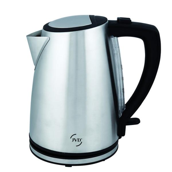 Wasserkocher Zenith Edelstahl gebürstet 1 L